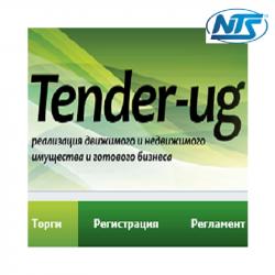 """ЭП """"ЭТП Tender-ug"""""""